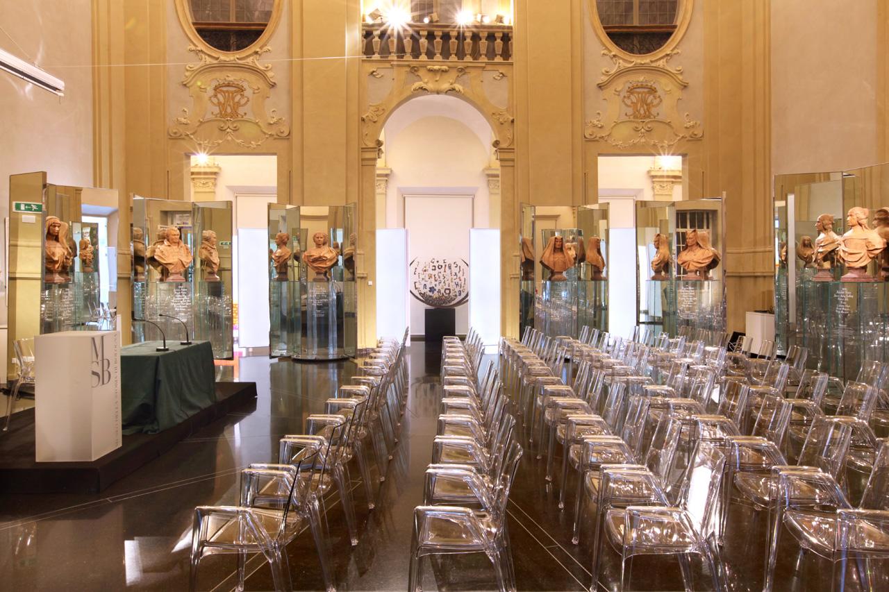 Sala della Cultura Palazzo Pepoli - Museo della Storia di Bologna