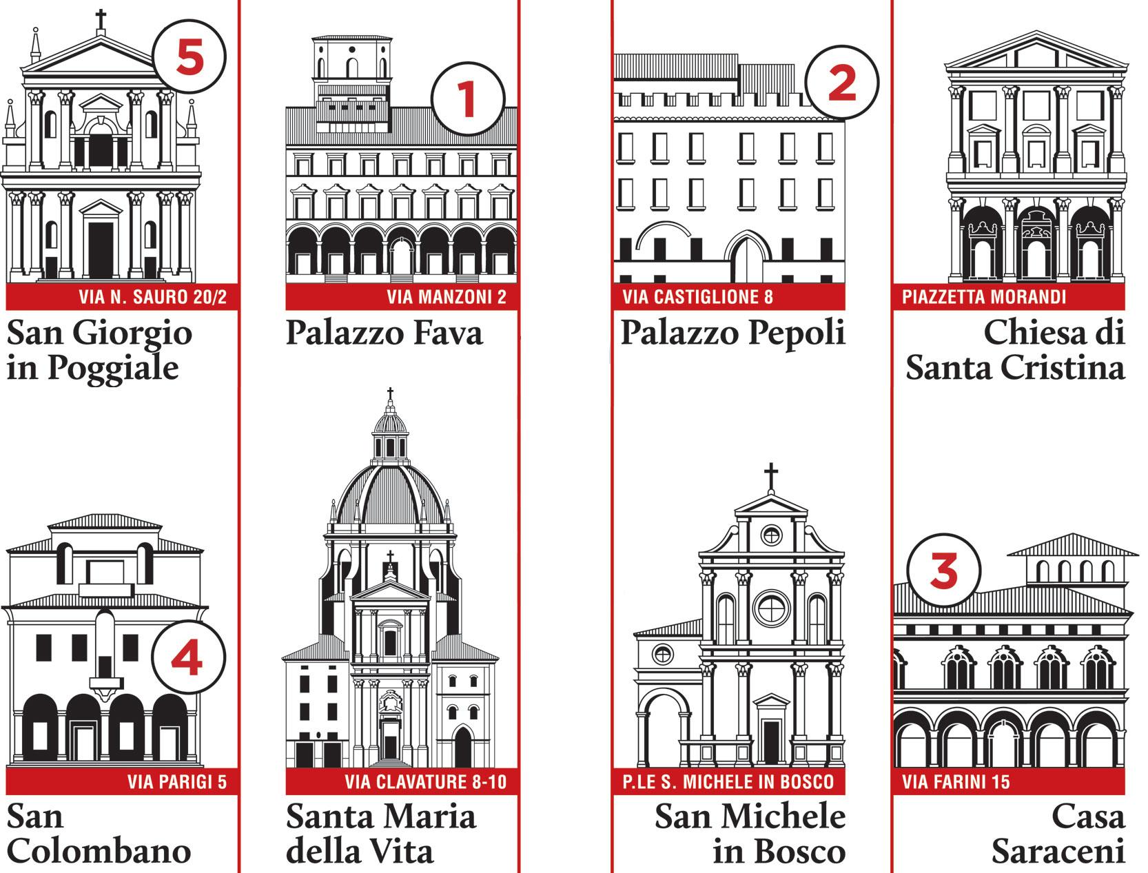 Per informazioni sugli eventi a Bologna contatta Genus Bononiae - Musei nella Città