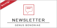 Newsletter Genus Bononiae