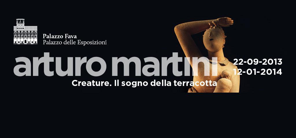 Mostra delle sculture di Arturo Martini - eventi a Bologna - Genus Bononiae