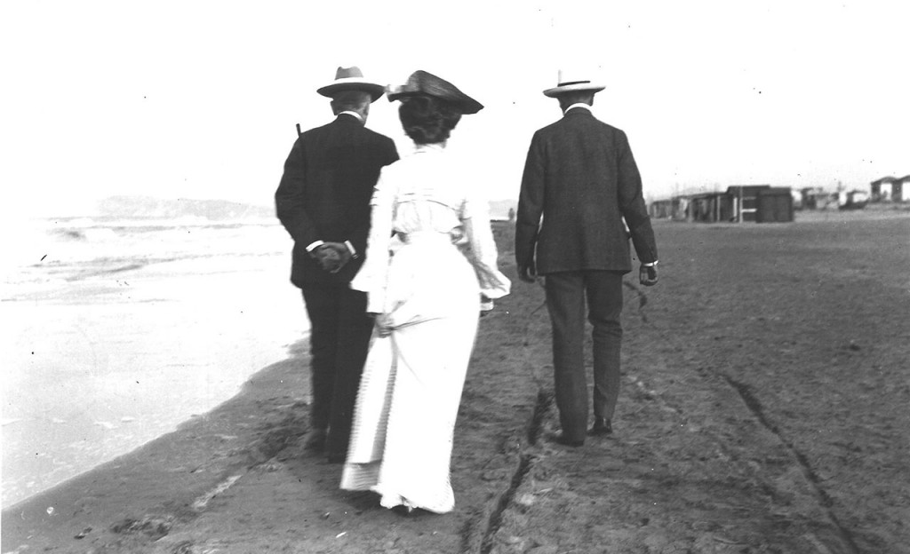 Vacations at the beginning of the XX century