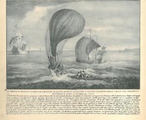 La vita avventurosa di Francesco Zambeccari pioniere dell'aviazione