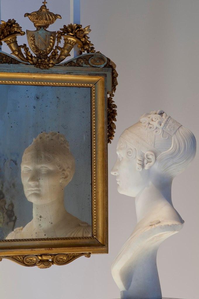 Specchio Napoleone Villa Aldini