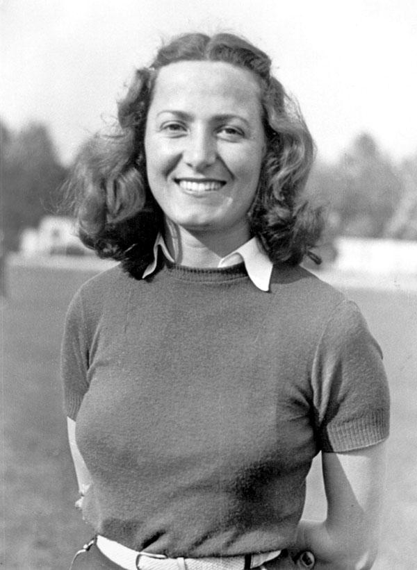 Ondina Valla, primo oro olimpico femminile, Berlino 1936