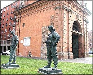 Porta Lame, Bologna