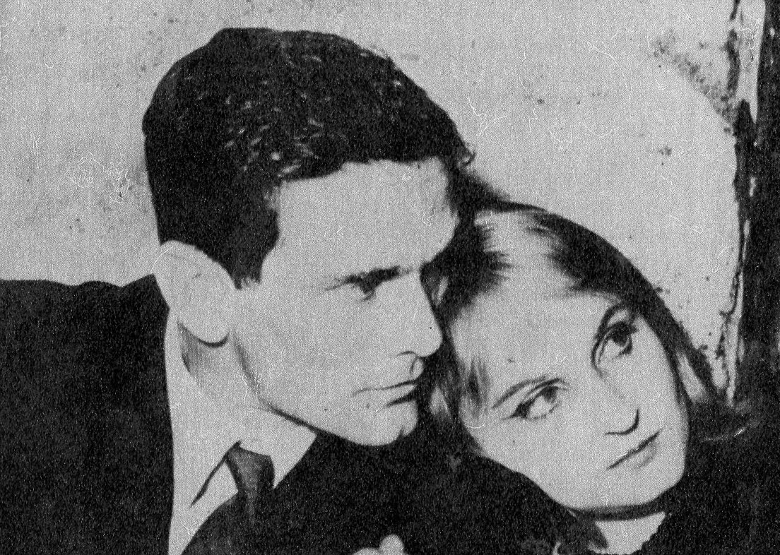 Pasolini e Laura Betti