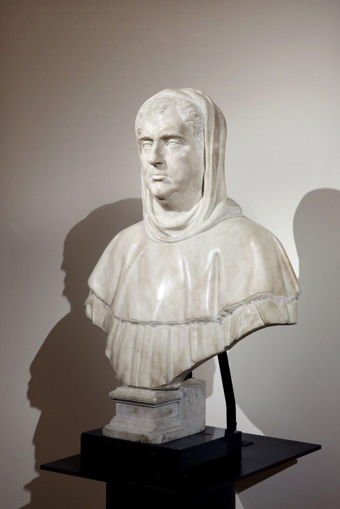 Lazzaro Casario, Ritratto di Giovanni Andrea Calderini (fine XVI sec.)