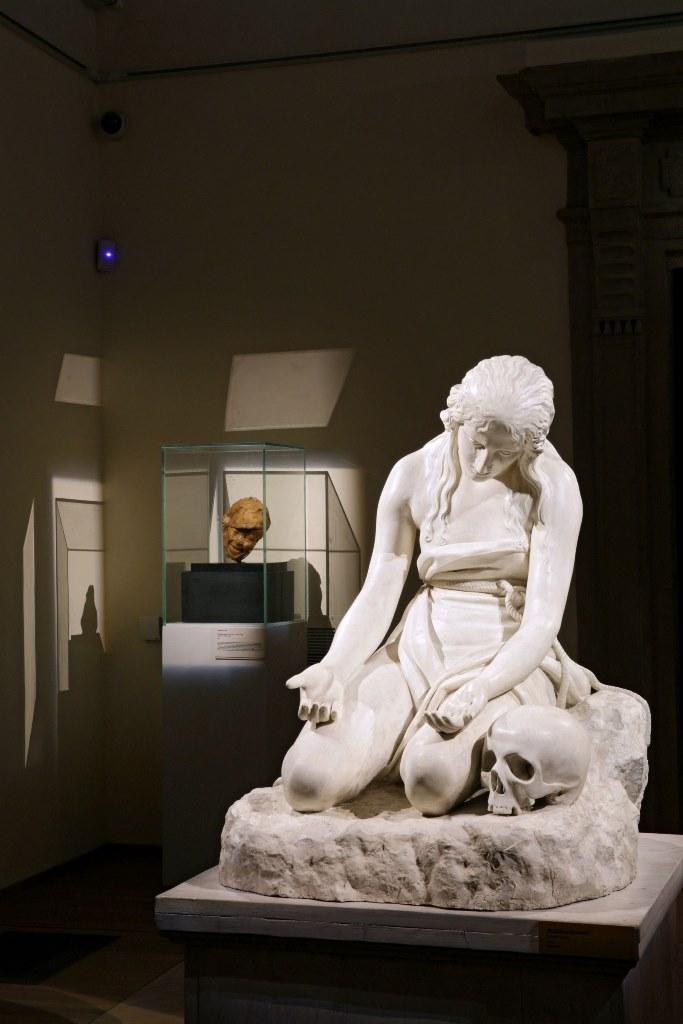 Maddalena penitente, Antonio Canova (Acquisizione Fondazione Carisbo, 2006)