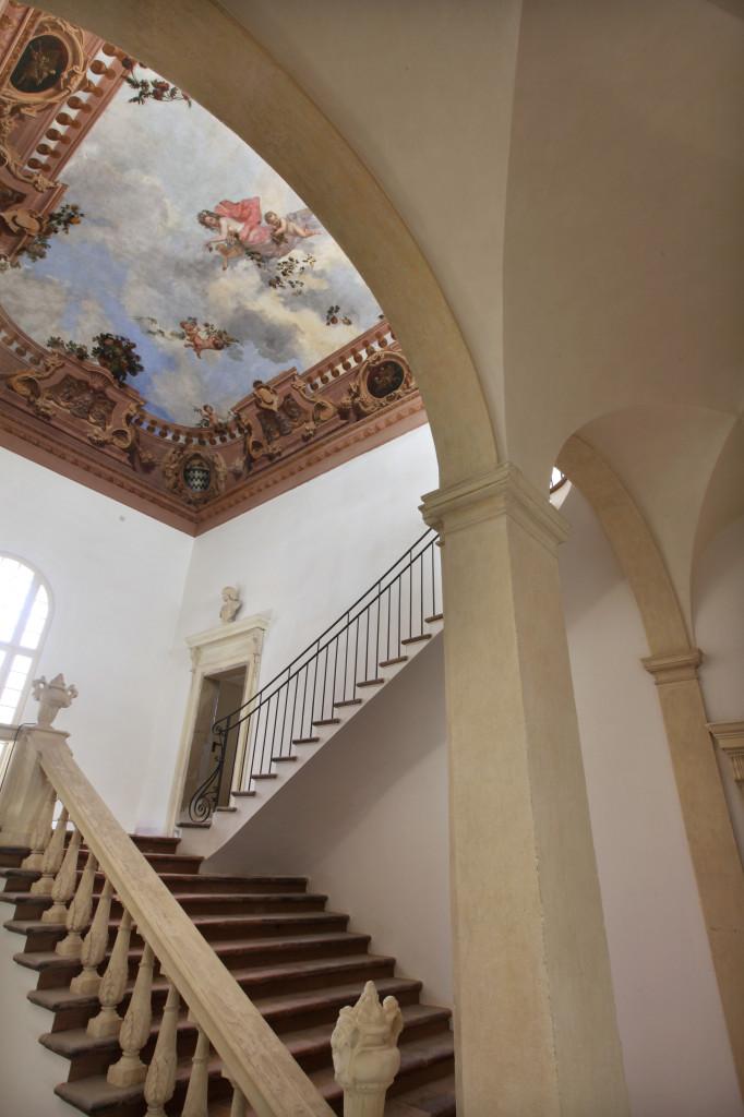 Bologna.Palazzo Fava.
