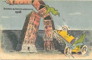 Settembre 1908: il Grand Prix bolognese