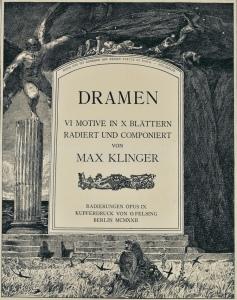 I Drammi di Max Klinger a Palazzo Fava