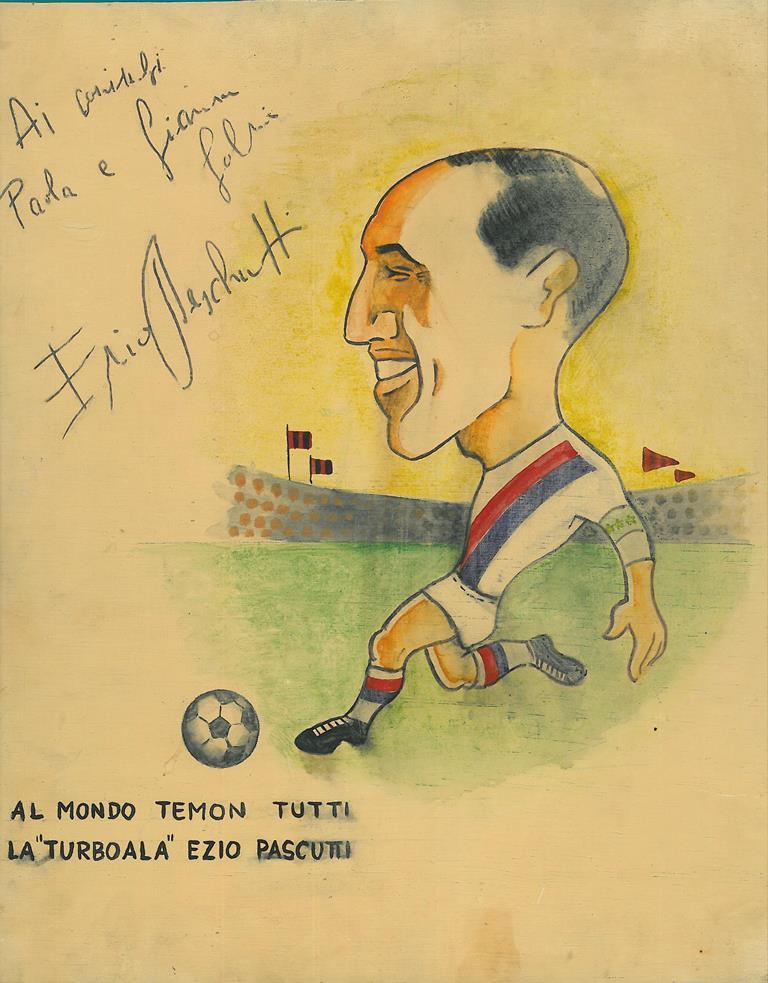 caricatura Ezio Pascutti_web