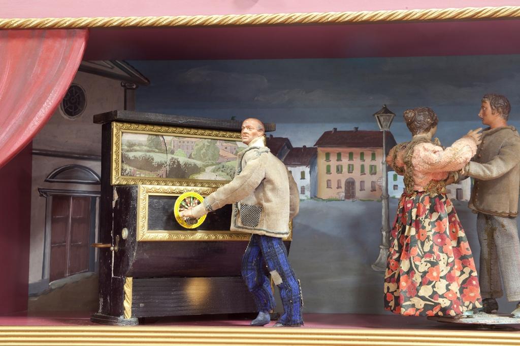 Piano a cilindro Simoni