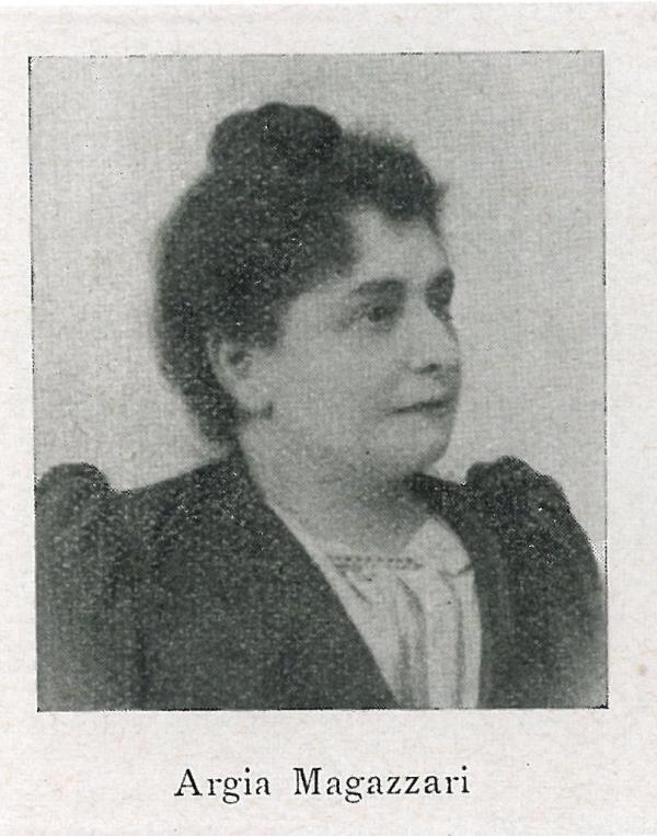 Argia Magazzari