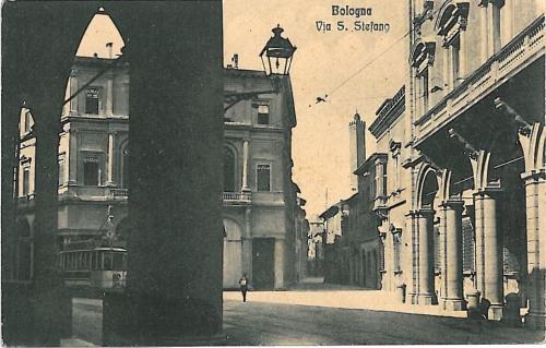 Via Santo Stefano, Bologna