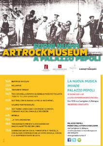 Suoni Nuovi a Palazzo Pepoli – Art Rock Museum