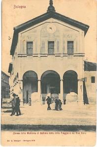 Chiesa di San Bartolomeo di Reno e Madonna della Pioggia, Bologna