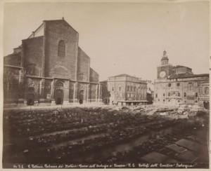 Bologna, città di traffici e di commerci