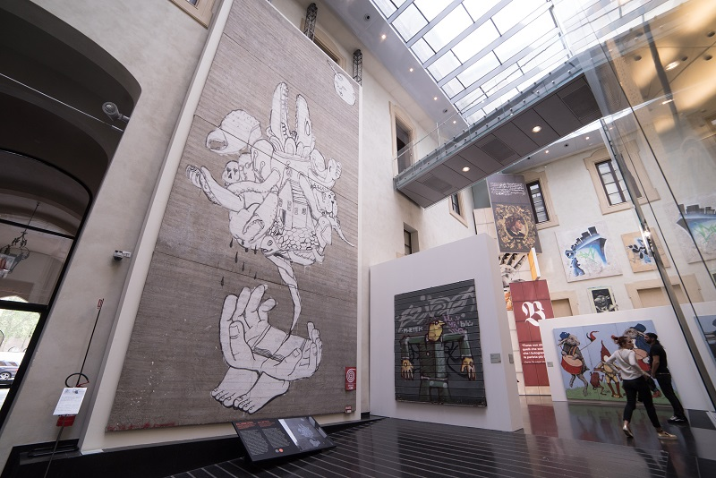 STREET_ART_BANKSY_AND_CO_THE_URBAN_STATE_OF_ART_PALLAZO_PEPOLI_THE_GRIFTERS_JOUNRAL-26