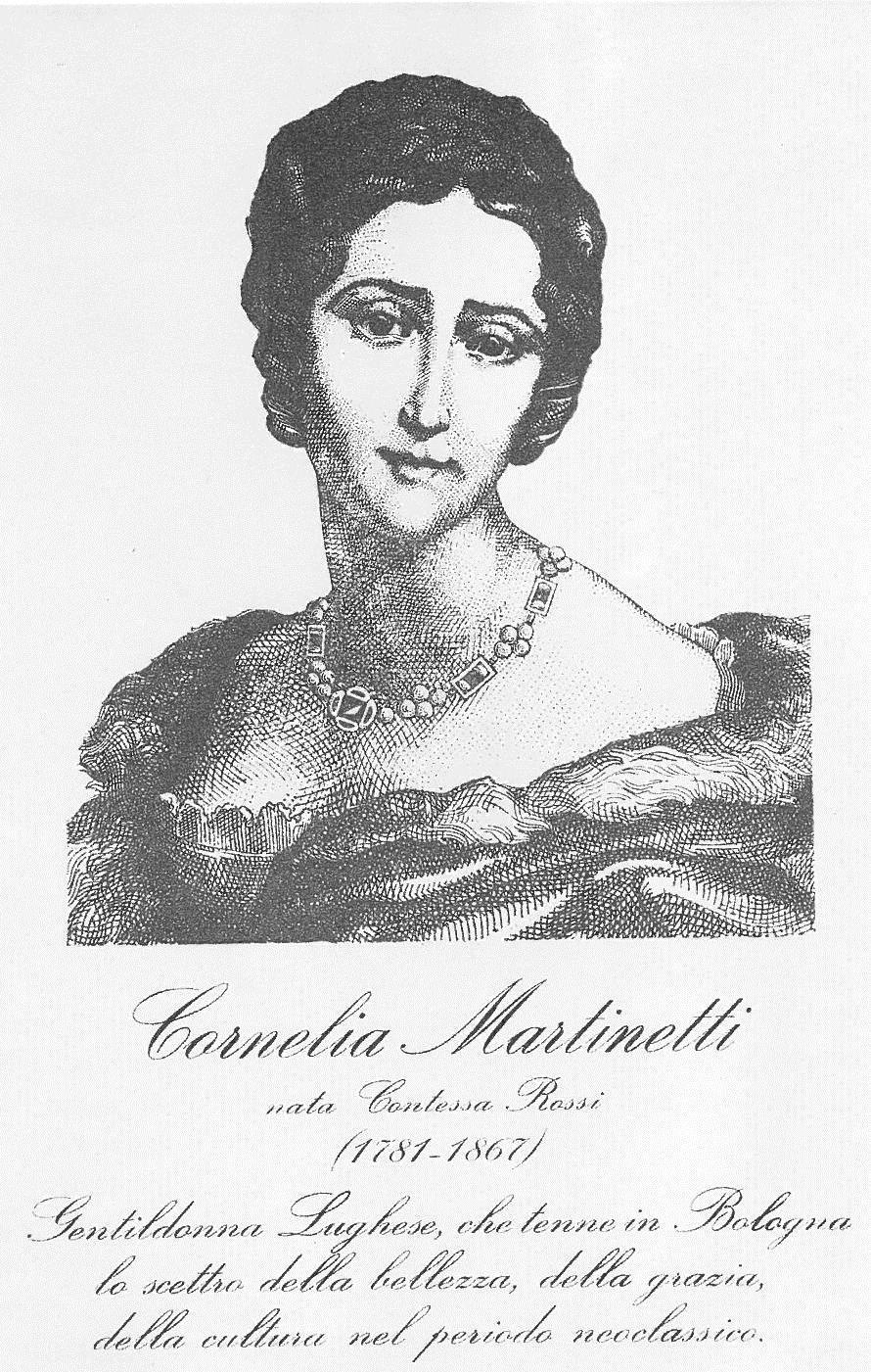 Cornelia Rossi Martinetti