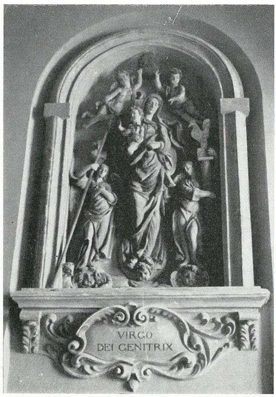 Madonna Cisa di Lavander