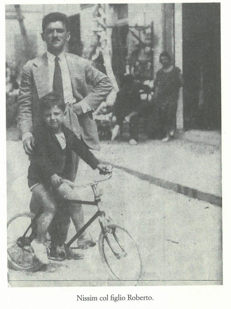 Nissim e Roberto Matatia