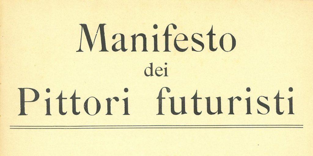 manifesto pittori futuristi 1 - Copia